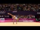 Дарья Дмитриева - Олимпиада - 2012 - Мяч